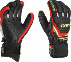 Перчатки Worldcup Race Coach Flex S GTX black/red (Leki)