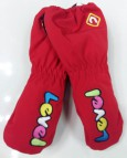 Варежки Level Kids Primaloft 4148JM red