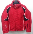 Куртка детская Vist Tauro Ski Jacket Jr Ruby/Black/White