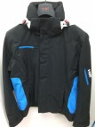 Куртка Vist Terra Ski Jacket  Black/Acqua/White