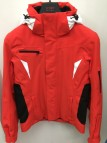 Куртка Vist Terra Ski Jacket Red /Black/White