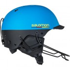 Шлем горнолыжный Salomon X Race SL LAB Blue/black