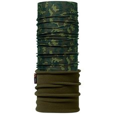 Бандана BUFF POLAR BUFF Freestyle GREEN HUNTMILITARY POLARTEC (см:53cm/62cm)