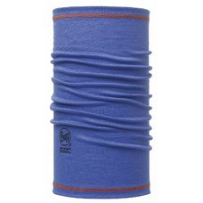 Бандана BUFF WOOL BUFF 3/4 MERINO WOOL BUFF® SOLID BLUE INK (US:one