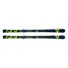 Горные лыжи Fischer RC4 Worldcup GS jr. Curv Booster 130-170