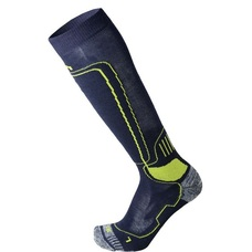 Носки Mico Ski technical sock in merino wool – L+R blu