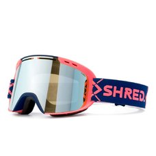 Очки горнолыжные Shred Amazify bigsnow navy/rust, cbl ski mirror