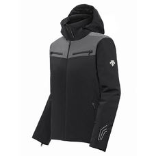 Куртка мужская Descente Swiss Ski, Black/Gunmetalic