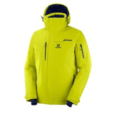 Куртка мужская Salomon Brilliant Citronelle