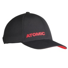 Кепка Atomic Alps Cap Black/Bright Red
