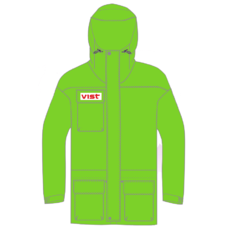 Плащ Vist Rain Coat green